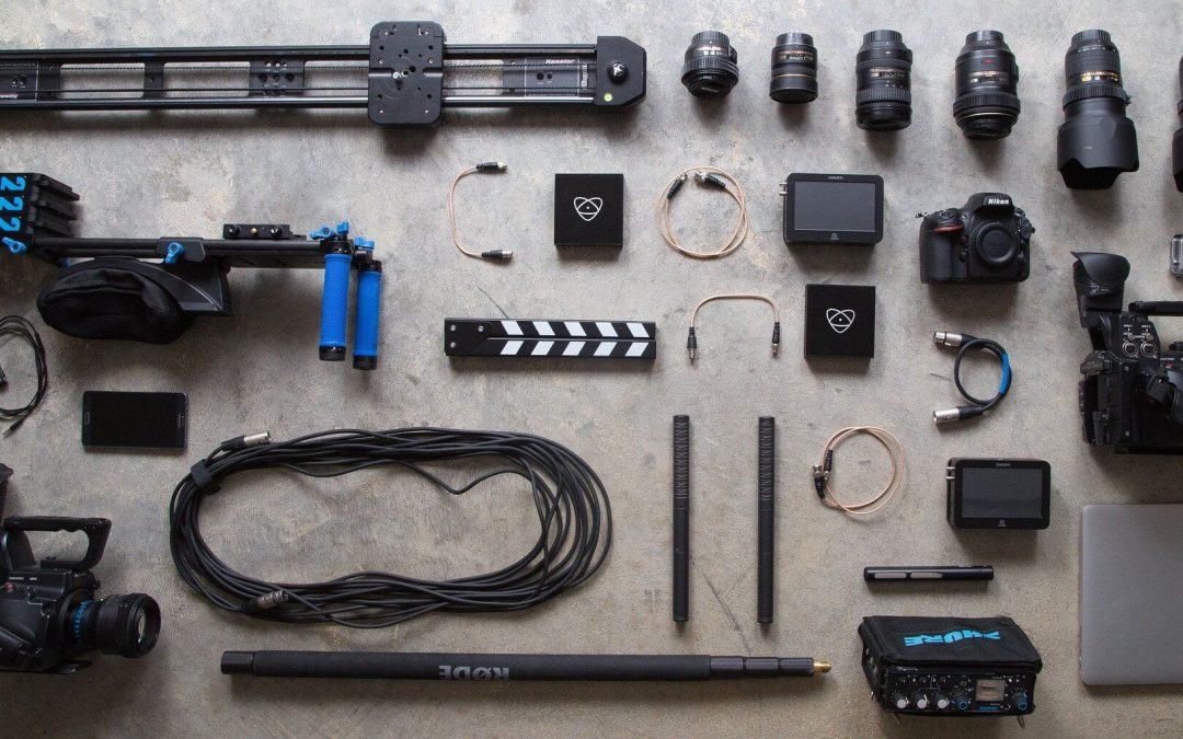 A Checklist of the Equipment for Live Streaming